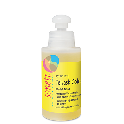 Sonett tøjvask color mynte & citron – 120ml